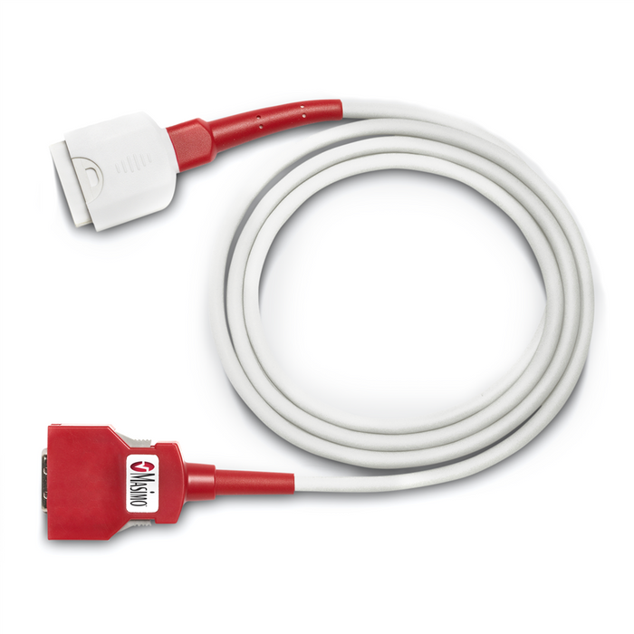 Physio Control Masimo SET Rainbow RC Patient Cable, 4ft