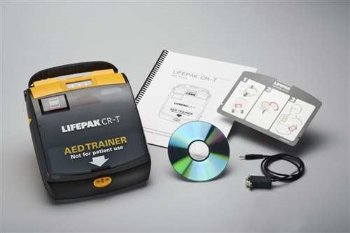 Physio Control LIFEPAK CR Plus Training System (NEW)