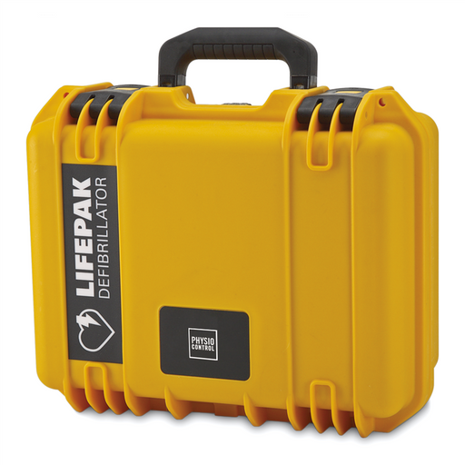 Physio Control Hard-shell, Water-tight Carry Case for LIFEPAK CR Plus (NEW)