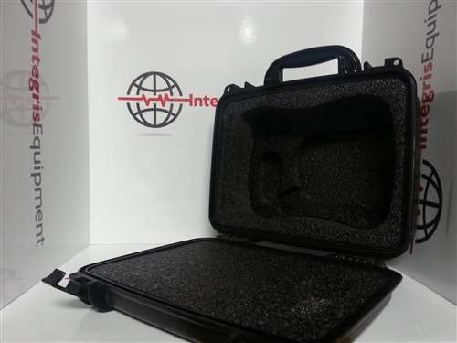 Physio Control Black Hard Shell Carry Case for LIFEPAK 500, 1000, and CR Plus AED (Refurbished)