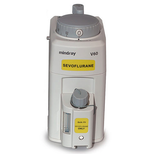 Mindray V60 Sevoflurane Quick Filler Vaporizer (NEW)