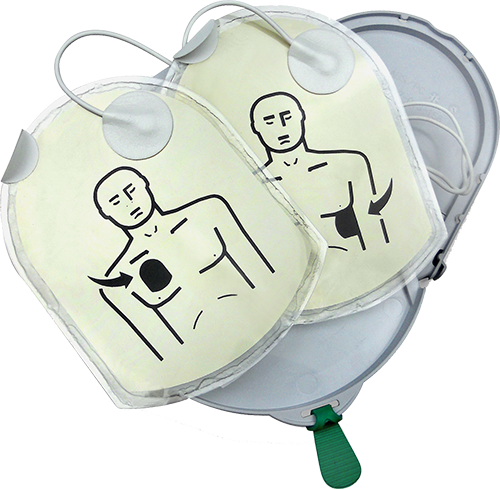 HeartSine Adult Pad-Pak-01 (Battery & Pads), for Most Heartsine AEDs