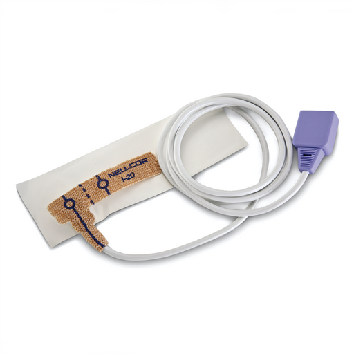 Physio Control / Medtronic Oxisensor II Disposable Infant Sensor, for LIFEPAK 12, 20e (24/BX)