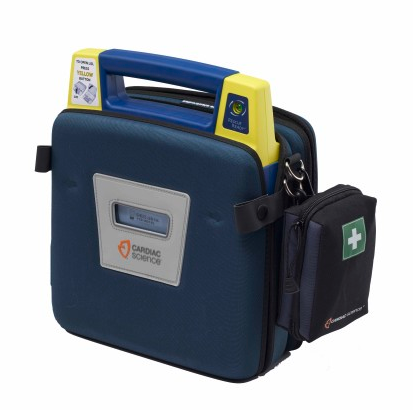 Cardiac Science Semi-Rigid Carry Case for Powerheart G3 AED (NEW)