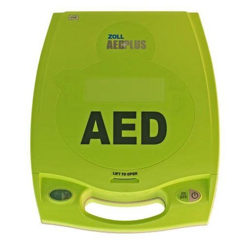 Zoll AED Plus Package #2 with AED Cover for Public Safety, One CPR-D Padz and One sleeve of Batteries (NEW)