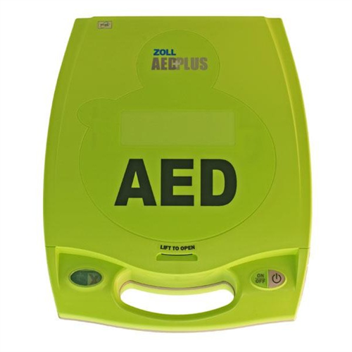 Zoll AED Plus Package #1 with AED Cover for Medical Professionals (NEW)