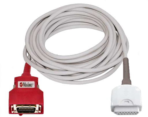 Masimo Rainbow RC-12 SpO2 Extension Cable 12ft (NEW)