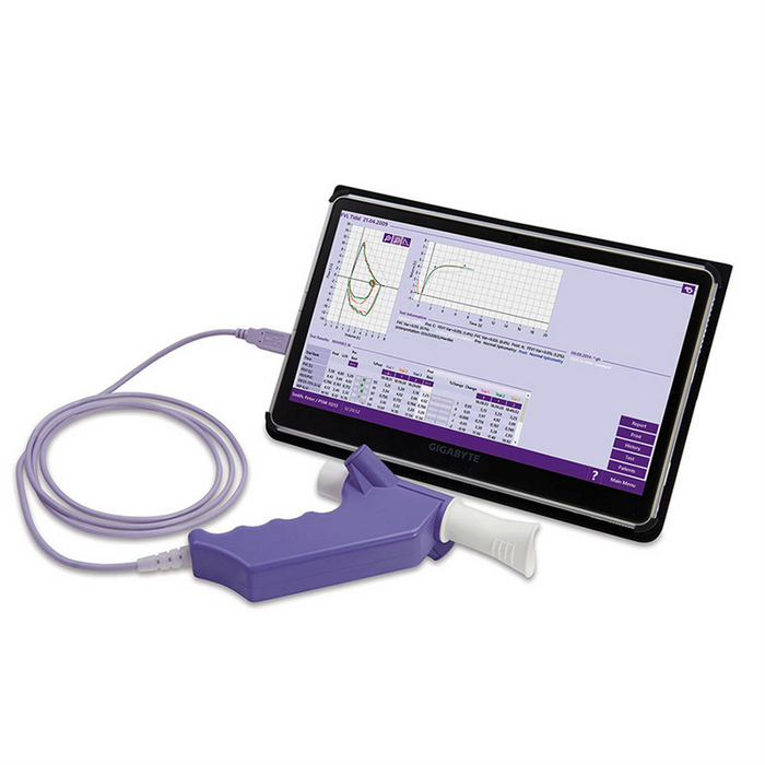 NDD Easy on-PC Spirometry System