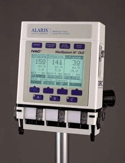 Alaris MedSystem III 2863 IV Infusion Pump (Refurbished)