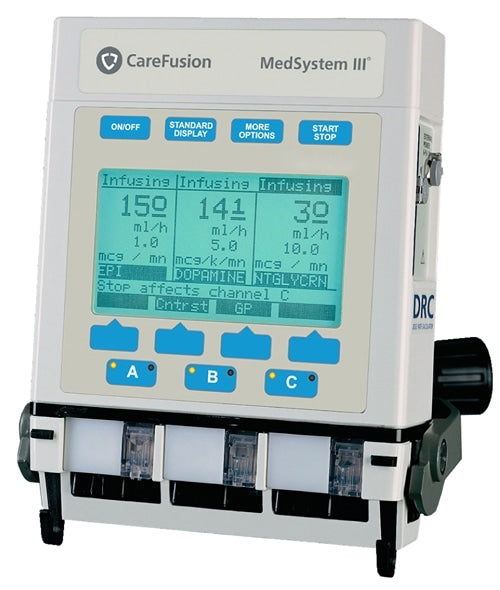 Alaris MedSystem III 2863b IV Infusion Pump (Refurbished)