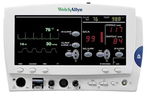 Welch Allyn 6200 Series Atlas Patient Monitor (Refurbished)