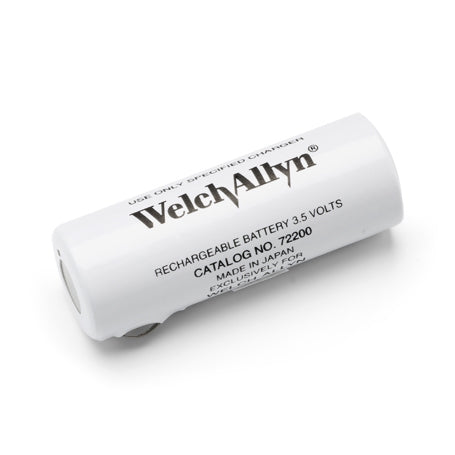 Welch Allyn 3.5 V Nickel-Cadmium Rechargeable Battery for Power Handles (72200)