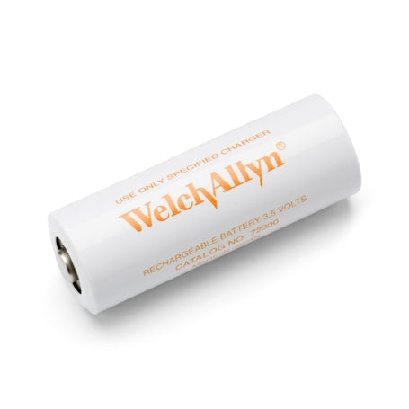 Welch Allyn 3.5 V Nickel-Cadmium Rechargeable Battery for Power Handles (72300)