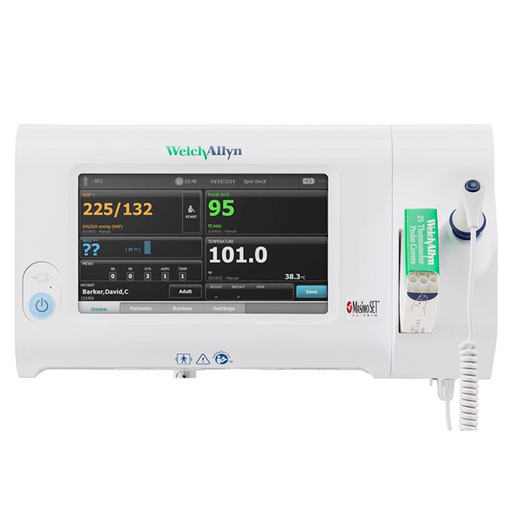 Welch Allyn Connex Spot Vital Signs Monitor with SureBP and Temp (NEW)