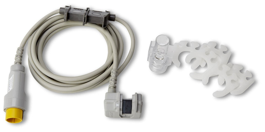 Zoll Mainstream CAPNO 3 CO2 Sensor and Cable (M Series and CCT Only)