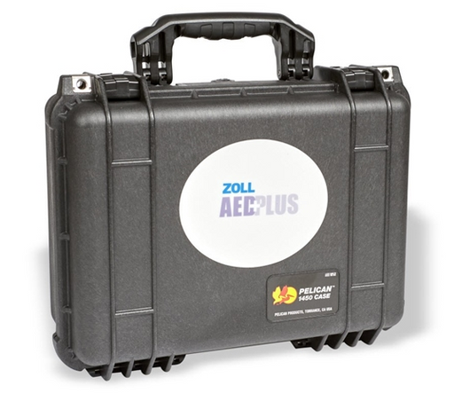 Zoll Small Pelican Case, for AED Plus (NEW)