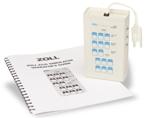 Zoll 3-Lead ECG Simulator (NEW)