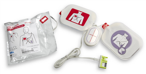 Zoll CPR Stat-Padz HVP Multi-Function CPR Electrodes - 8/Case