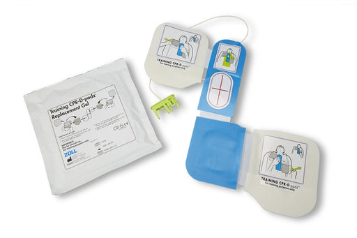 Zoll CPR-D-Padz Training Electrode Pads