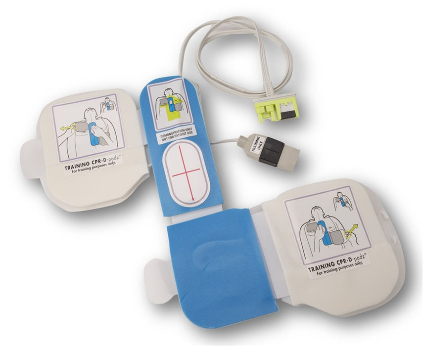 Zoll CPR-D Demo Electrodes with Cable