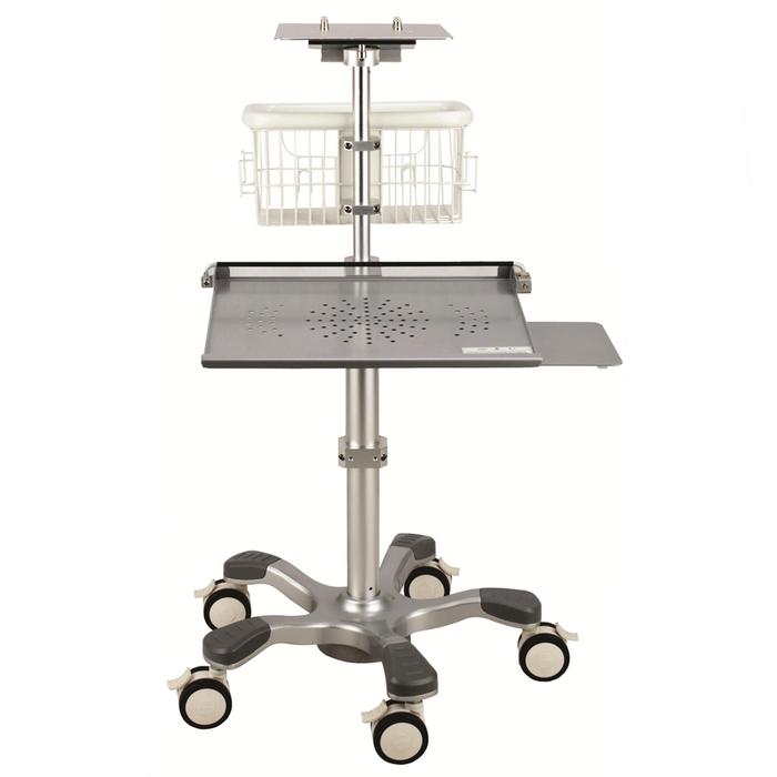Wallach Rolling Cart for Fetal2EMR Fetal Monitor (NEW)