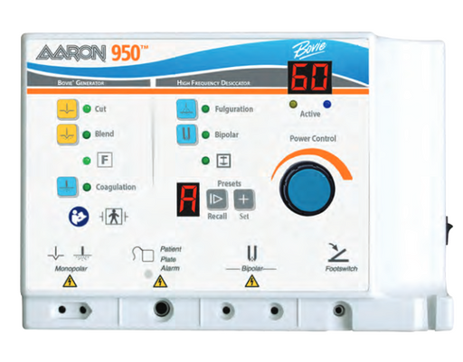 Aaron 950 High Frequency Electrosurgical Generator/Desiccator