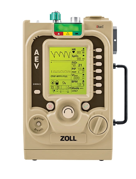 Zoll (Impact) AEV Portable Ventilator (Refurbished)