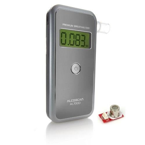 Instant Technologies AlcoMate Premium Breathalyzer Test Kit