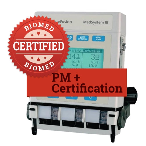 Preventative Maintenance for Infusion Pumps