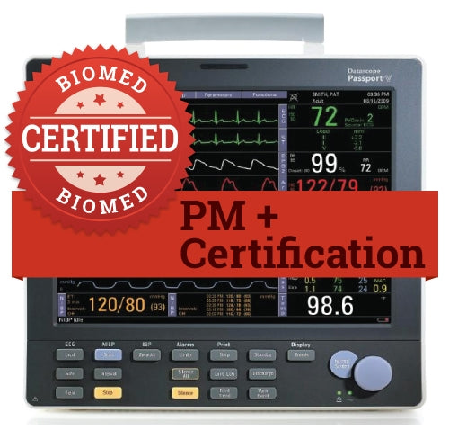 Preventative Maintenance for Any Patient Monitor or Vital Signs Monitor