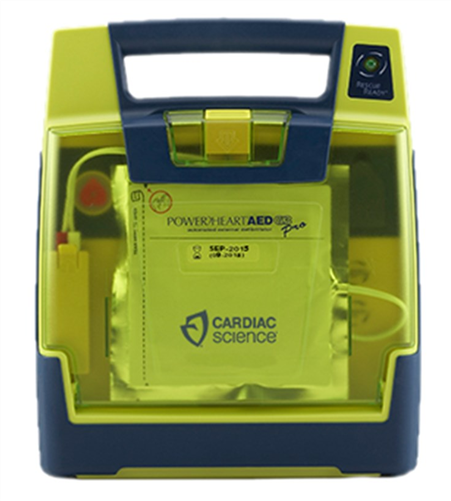 Cardiac Science Powerheart G3 Pro AED (Refurbished)