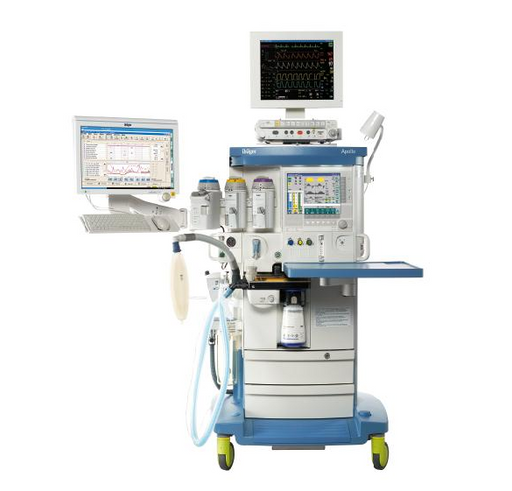 Drager Apollo Anesthesia Workstation (Refurbished)