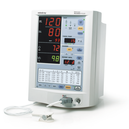 Datascope Accutorr Plus Vital Signs Monitor (Refurbished)