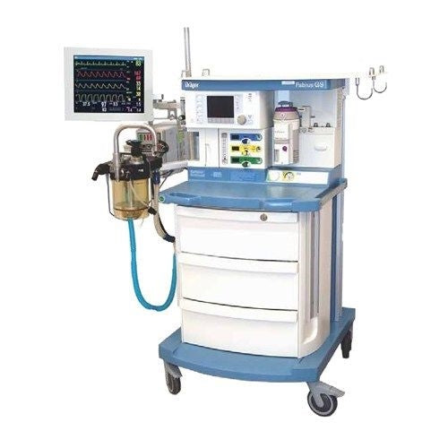 Drager Fabius GS Anesthesia Workstation