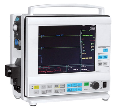 Datex Ohmeda (GE) AS/3 Compact Anesthesia Gas Monitor (Refurbished)
