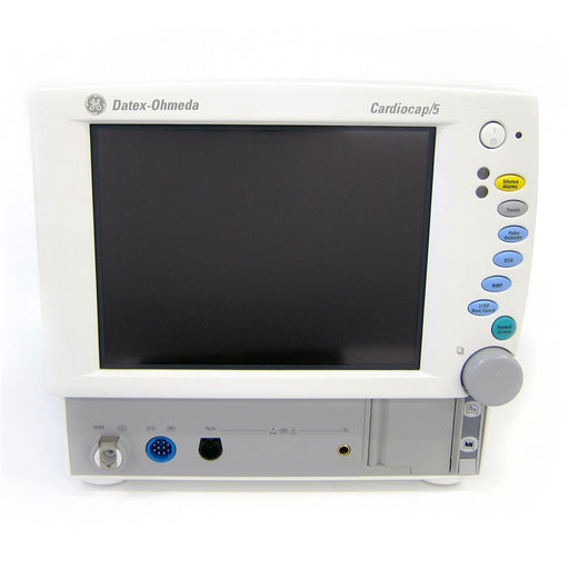 Datex Ohmeda (GE) Cardiocap 5 Patient Monitor (Refurbished)