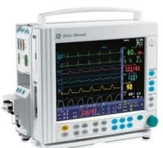 Datex Ohmeda (GE) S/5 Compact Anesthesia Monitor w/ E Modules (Refurbished)