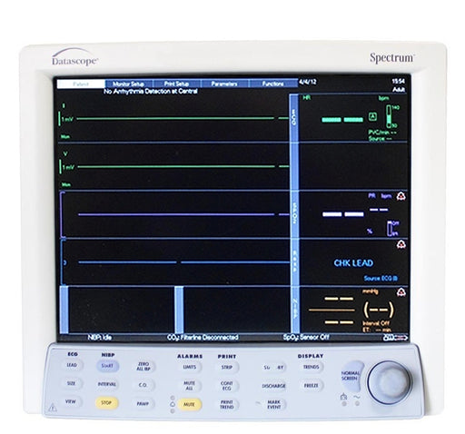 Datascope Spectrum Patient Monitor w/ CO2 (Refurbished)
