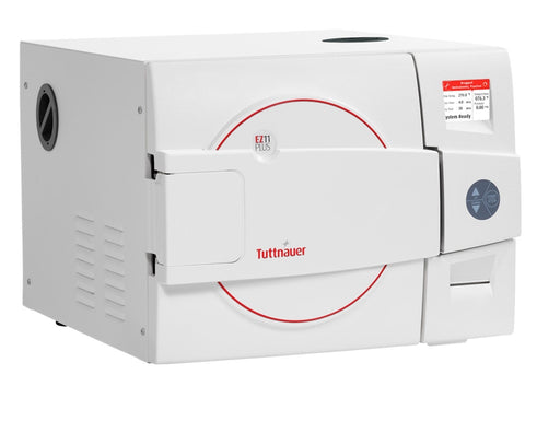 Tuttnauer EZ11PLUS Fully Automatic Autoclave with Printer (NEW)