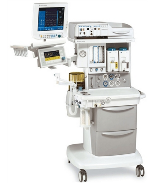 Datex-Ohmeda Aespire 7900 Anesthesia Machine with PSVPro - INCLUDES FREE S5 FLAT SCREEN MONITOR!!