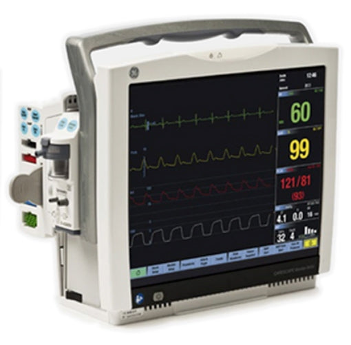 GE Carescape B450 Patient Monitor (Refurbished) - NICU Setup Only