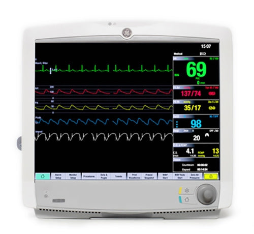 GE Carescape B650 Patient Monitor (Refurbished)