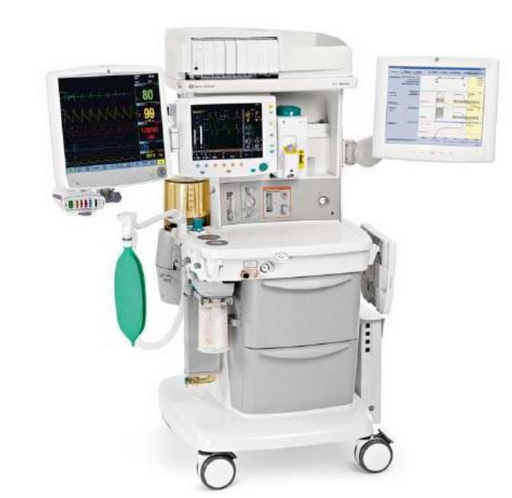 Datex Ohmeda (GE) S/5 Avance Anesthesia Machine