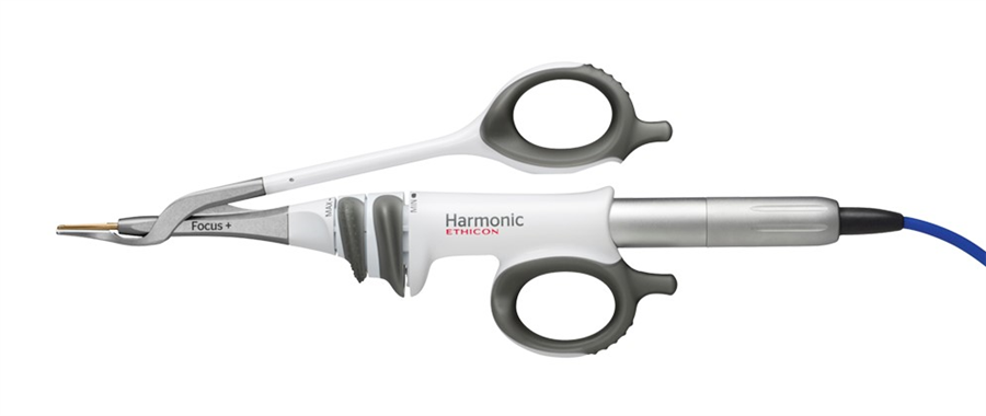 Ethicon Harmonic Focus+ Curved Shears, 9cm - 6 Pack