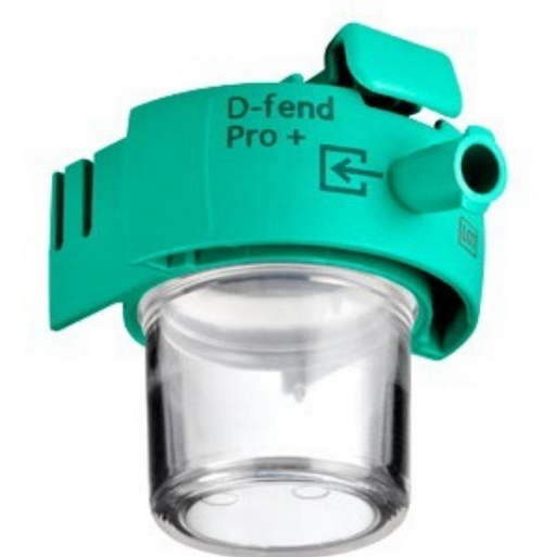 GE D-fend Pro+ Water Trap Green, Box of 10