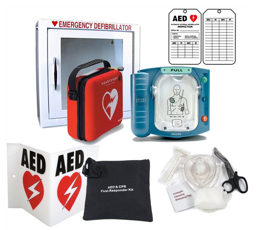 Business Package including Philips HeartStart Onsite AED  (NEW)