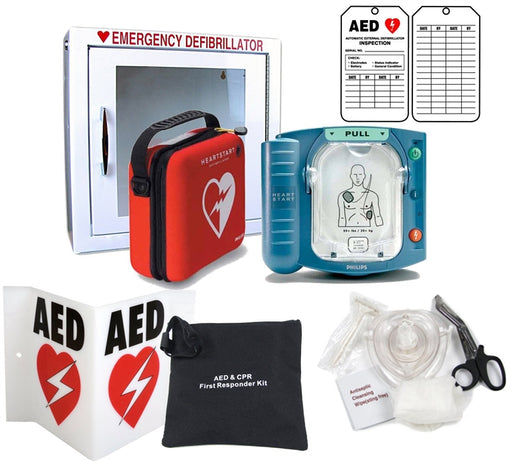 Philips Onsite AED Business Package (Refurbished)