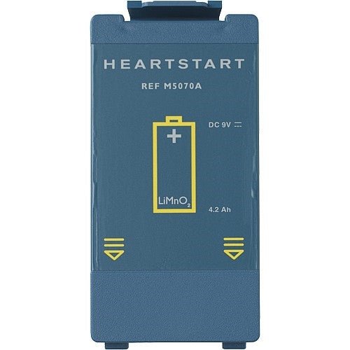 Philips HeartStart Long-Life MiMn02 Battery for Onsite and FRX (NEW)