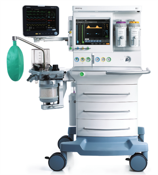 Mindray A3 Anesthesia Machine (Refurbished)