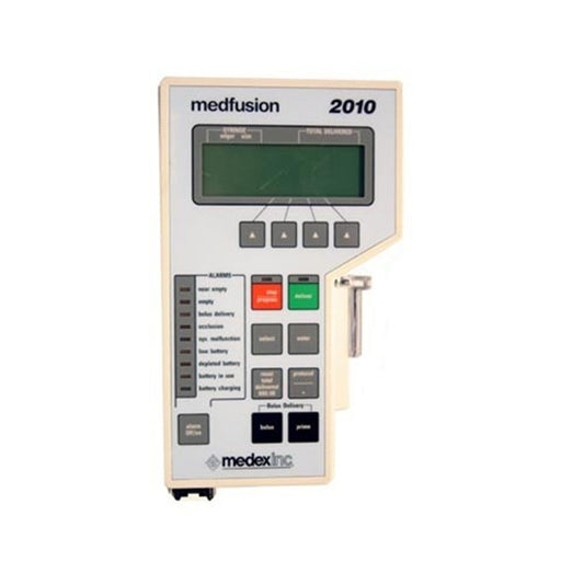 Medex Medfusion 2010 Syringe Pump (Refurbished)